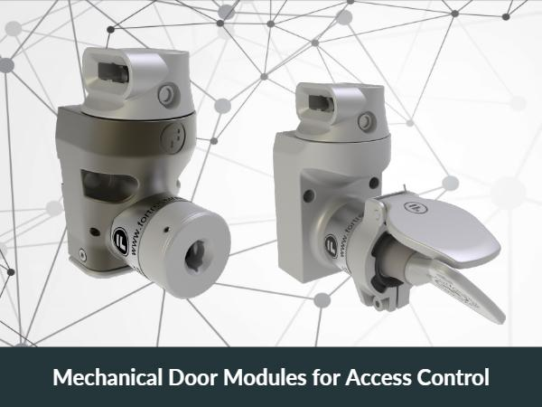 Mechanical Door Modules
