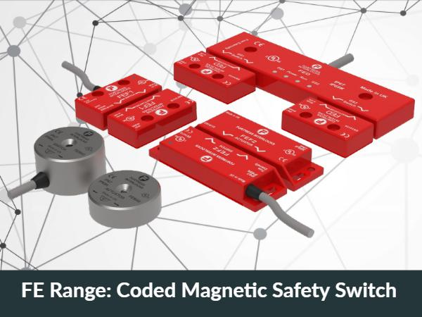 FE Range: Coded Magnetic Switches