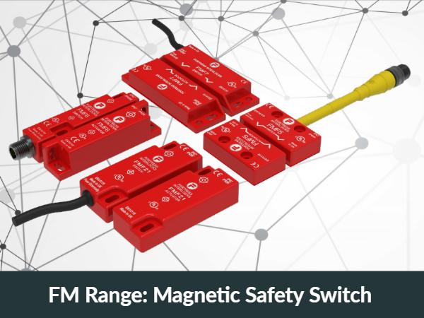 FM Range: Magnetic Safety Switches