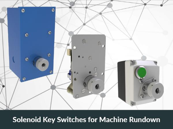 Solenoid Controlled Key Switches